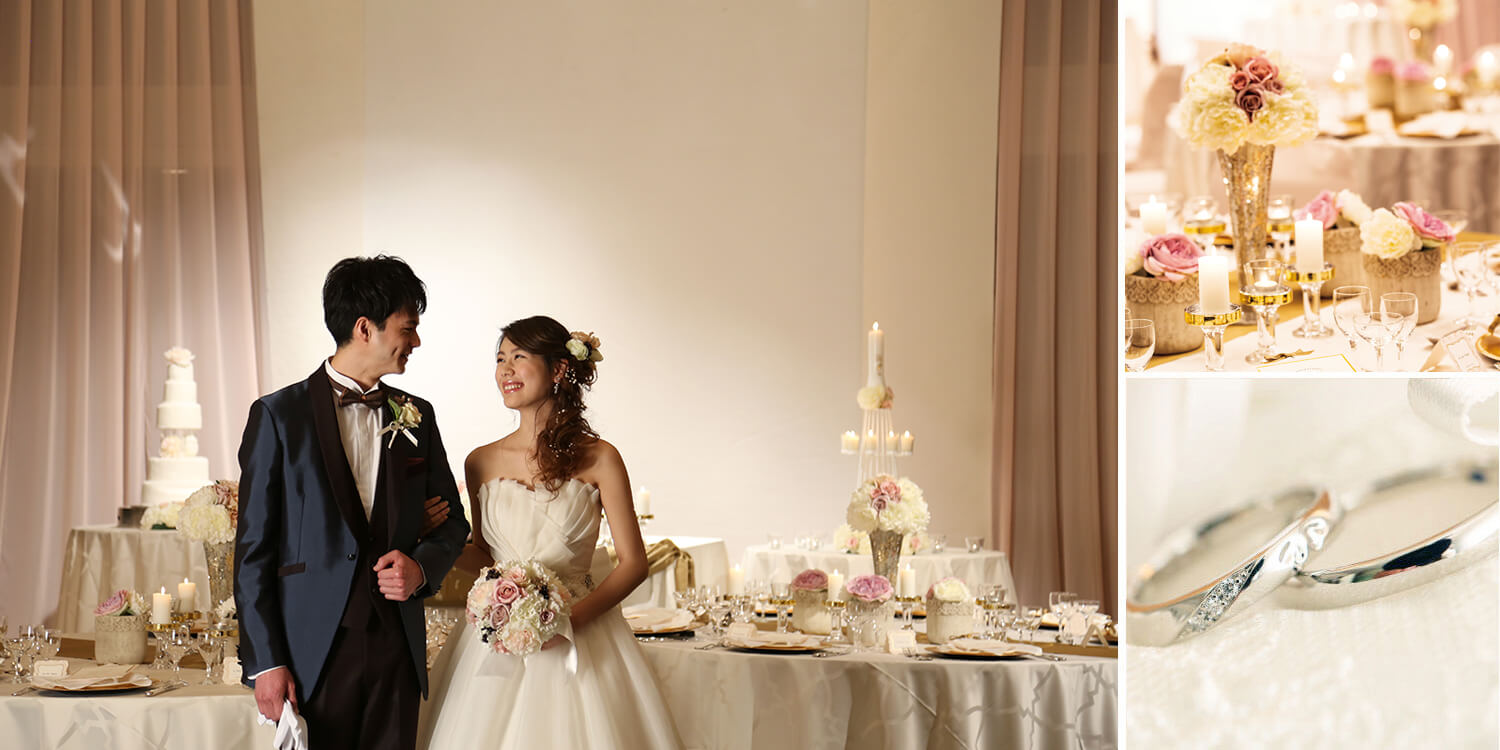 人前式・Civil Wedding Ceremony